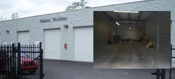 Secure Commercial or Warehouse Storage & Warehouse storage Wilmington NC - Commercial Storage | Atlantic ...